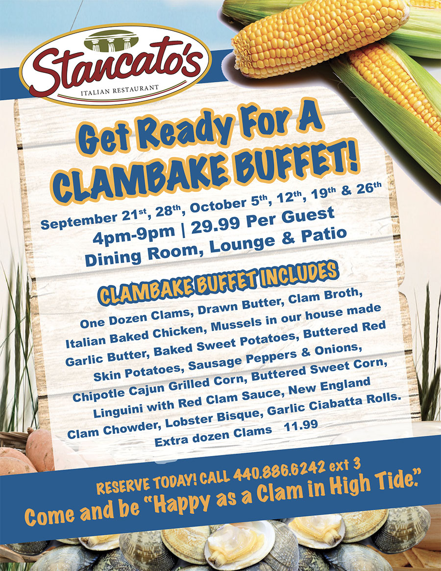 Cleveland's Best Clambake & Buffet